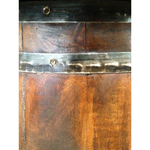 Antique Barrel Bar Table - Image 4 of 4