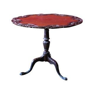 Georgian Style Tilt Top Table