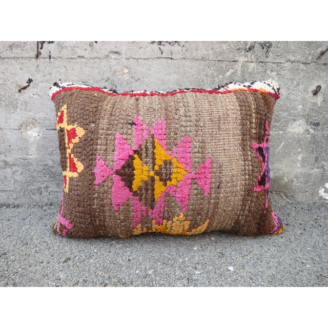 Image of Moroccan Berber Kilim Pillow