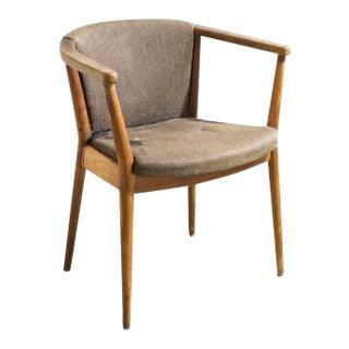 Antique Mid Century Teak Chair