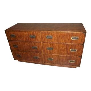 Dixie Lowboy Campaign Dresser