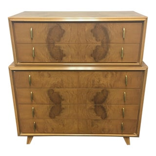 Red Lion Table Mid-Century Six-Drawer Dresser