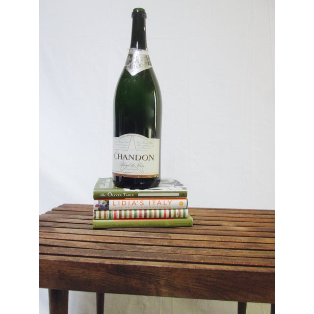 Pop Art Champagne Wine Bottle Prop - Image 4 of 9