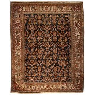19th Century Kashan Rug