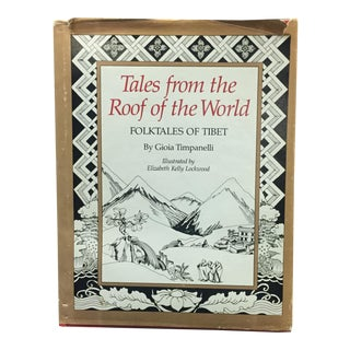 """Tales From the Roof of the World"" Folktales of Tibet Book"