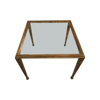 Artistica Home Metal End Table