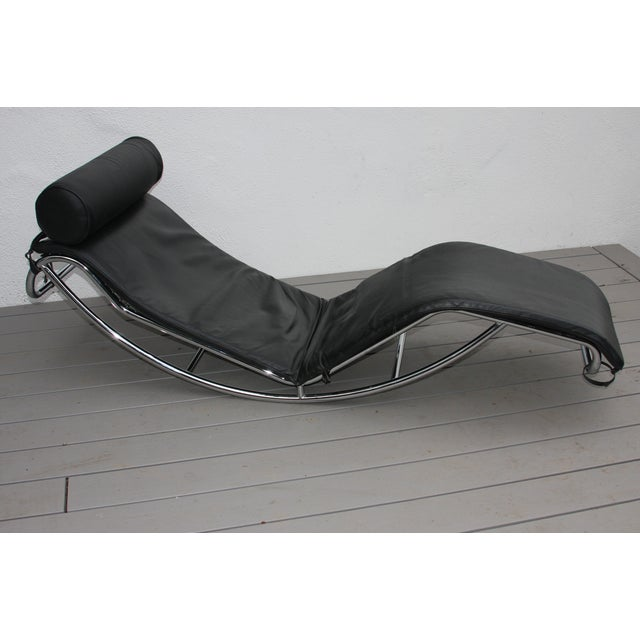 Le Corbusier Lc4 Style Lounge Chair - Image 2 of 3