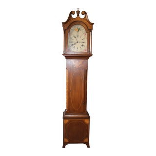 Henry Ford Museum Joseph Doll Grandfather Clock