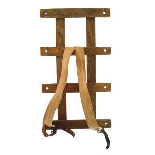 Primitive Wood Backpack Frame