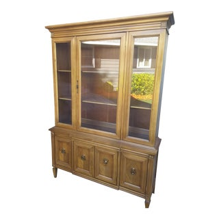 Thomasville Neoclassic Smaller Scale Hutch