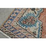 """Image of Turkish Brown Overdyed Hand Knotted Rug - 3'4"""" X 6'7"""""""