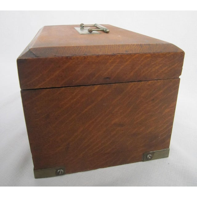 Walnut Humidor Box - Image 6 of 6