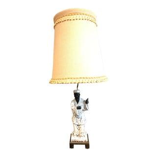 C. 1950s Marcello Fantoni Italian Lamp
