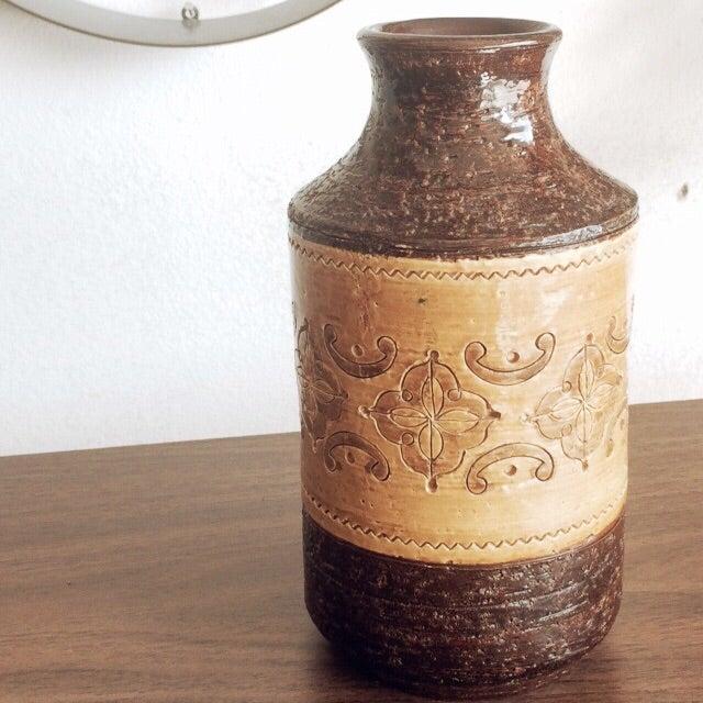 Aldo Londi Ceramic Bitossi Vase - Image 2 of 4
