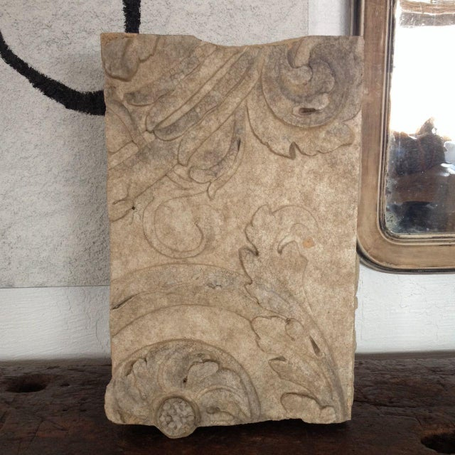 1920s Architectural Building Fragment - Image 2 of 6