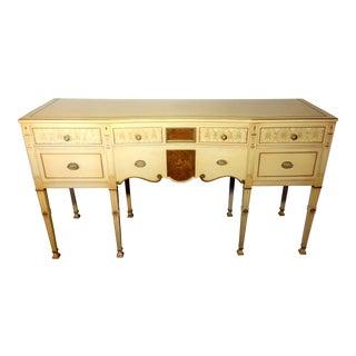 Orinoco Furniture Co Neoclassical Sideboard