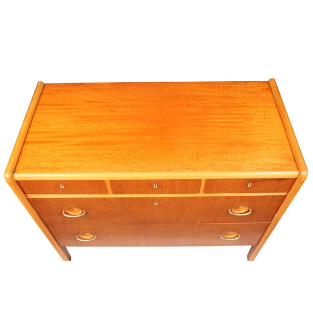 Venesta Mid-Century Mahogany Dresser - Image 3 of 5