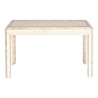 Tessellated Stone Console