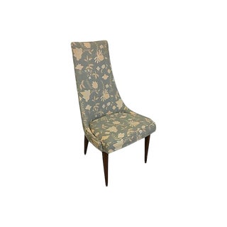 Adrian Pearsall Style High-Back Accent Chair