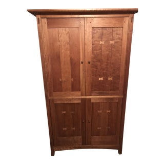 Stickley Arts & Crafts Entertainment Cabinet