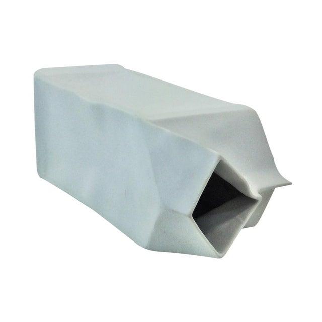 Rosenthal Studio Line Porcelain Milk Carton Vase - Image 4 of 6