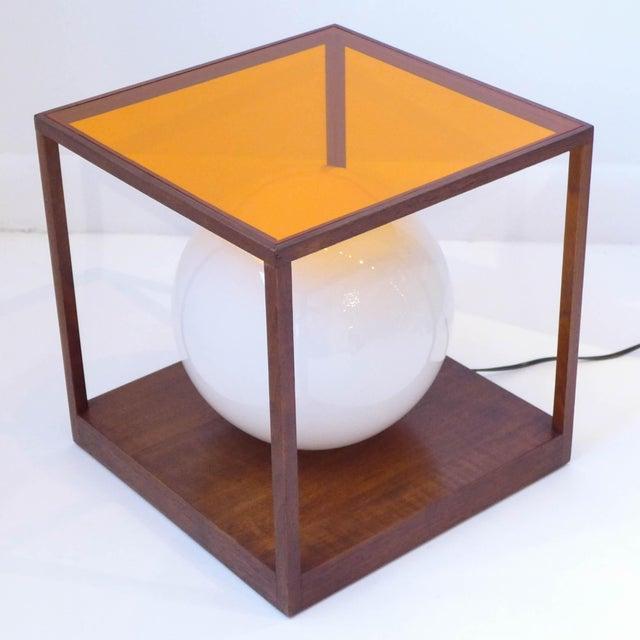 Quadrus Light Table by Paul Mayen for Habitat - Image 6 of 11