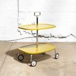 Image of Kartell Italian 2-Tier Trolley Cart