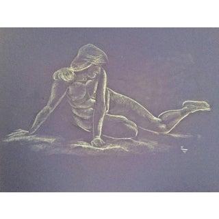 Vintage Nude Study