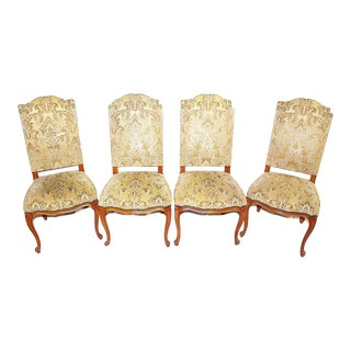 Louis XV-Style French Chairs - 4