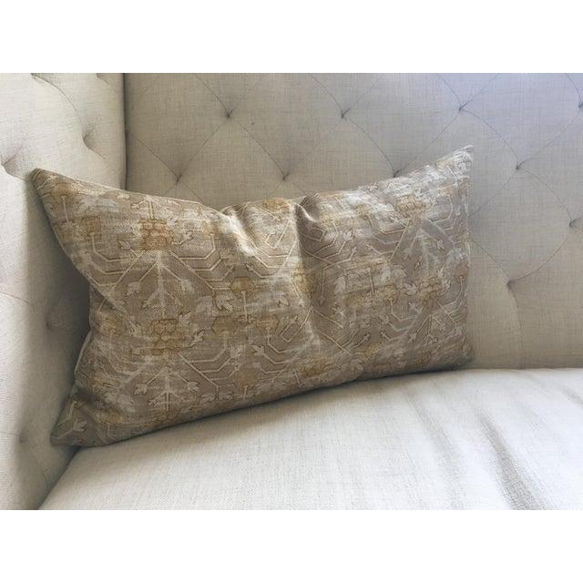 "Zak & Fox Khotan Custom Pillow Cover - 24""x14"" - Image 5 of 8"