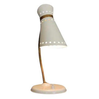 Petite French Table Lamp