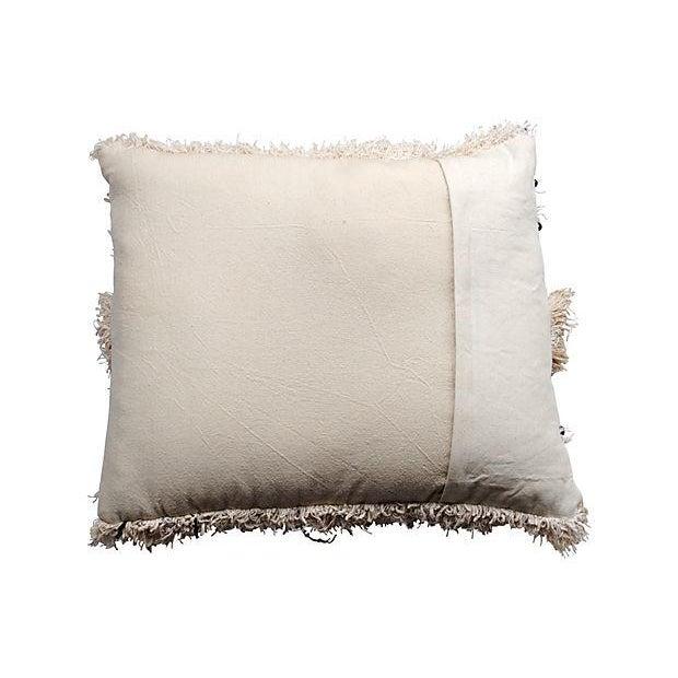 Image of Fishbone Handira Pillow Sham