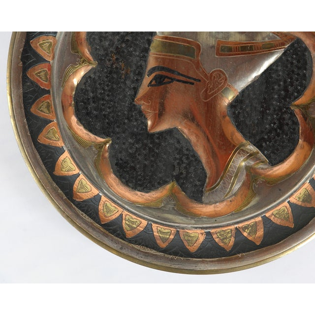 Decorative Egyptian Wall Plates - Image 7 of 10