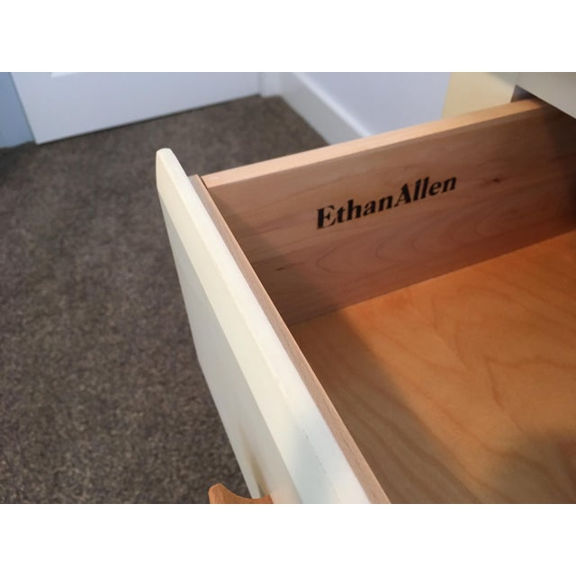 Ethan Allen American Dimensions Collection Maple Dresser - Image 4 of 9