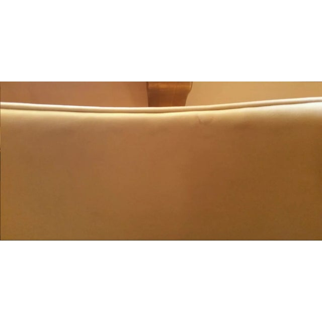 Thonet Mid-Century Yellow Vinyl Chairs - Set of 3 - Image 7 of 11