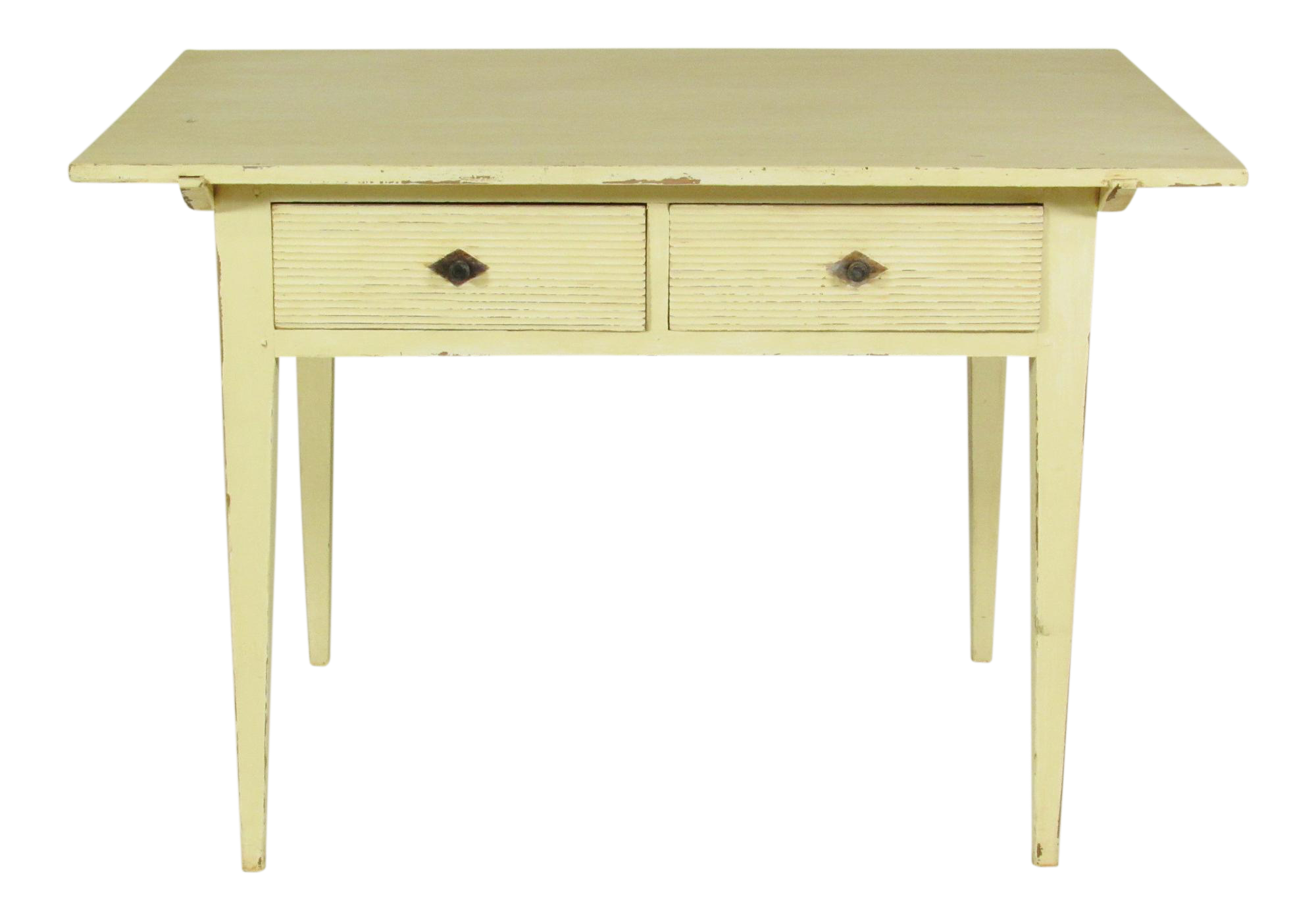 Charming 19th Century Gustavian Side Table