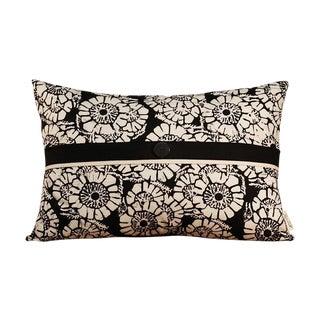 Batik Mali Floral Pillow