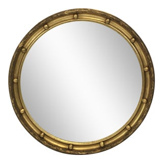 Federal Style Gilt Wood Mirror