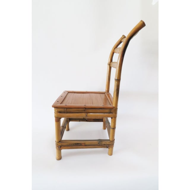 Child's Bamboo Chair - Image 5 of 7