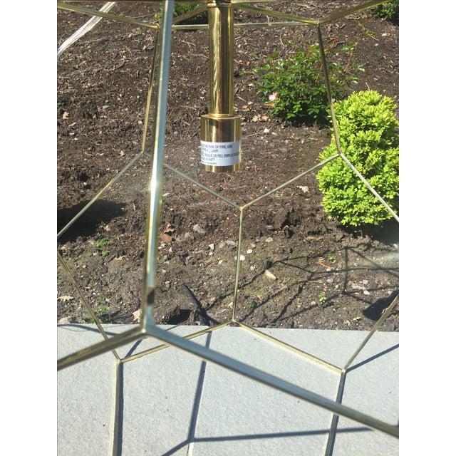 Arteriors Oversize Gold Mara Pendant - Image 3 of 5