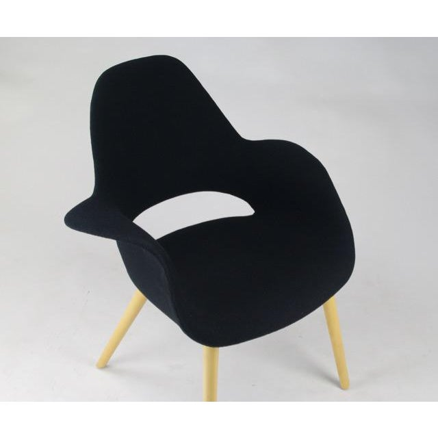Charles Eames & Eero Saarinen Vitra Organic Chair - Image 9 of 9