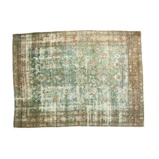 """Vintage Kerman Carpet - 9'9"""" x 13'2"""""""