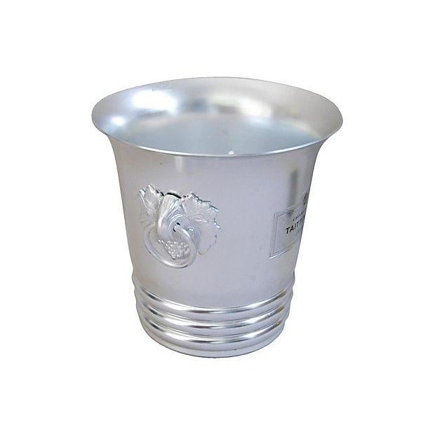 Vintage French Taittinger Champagne Ice Bucket - Image 2 of 4