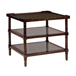 Bernhardt Somerset Hill Square End Table