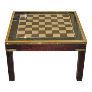 1950s Mid-Century Modern Game Table