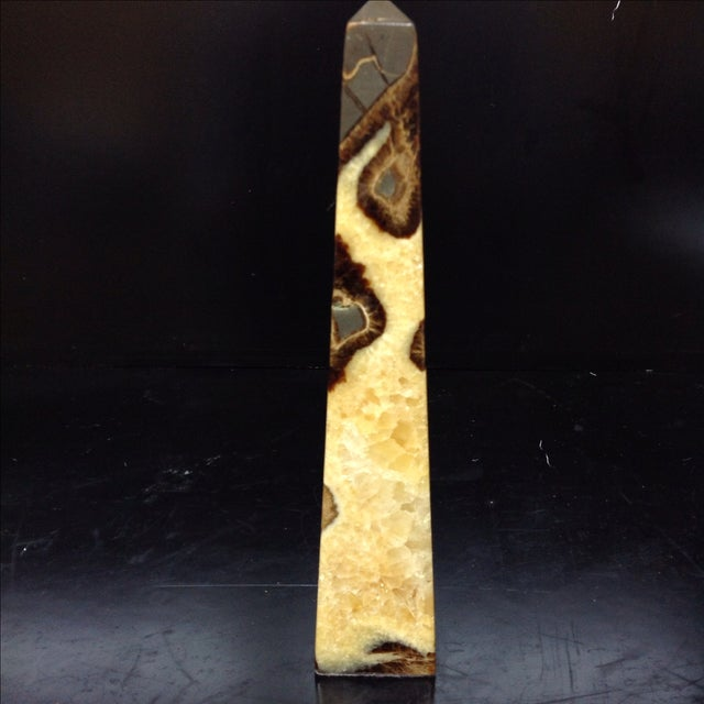Image of Natural Stone Obelisk