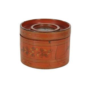 Antique Tibetan Grain Box