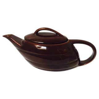 Bauer Mid Century Genie Tea Pot