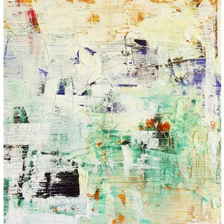 Modern Abstract Painting Confetti MIX of Color