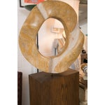 Image of 1960s Noguchi Styled Sculpture on Custom Stand